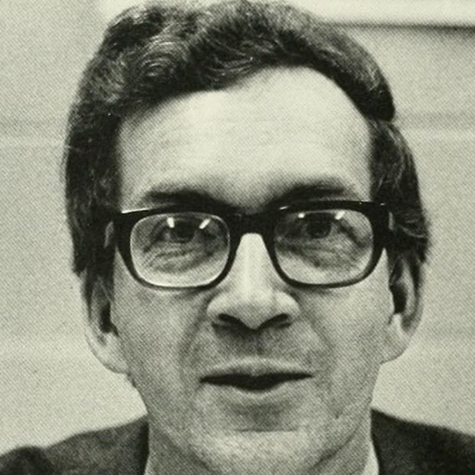 Miles Johnson, 1973 yearbook photograph